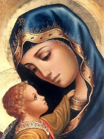 გილოცავთ მარიამობას!