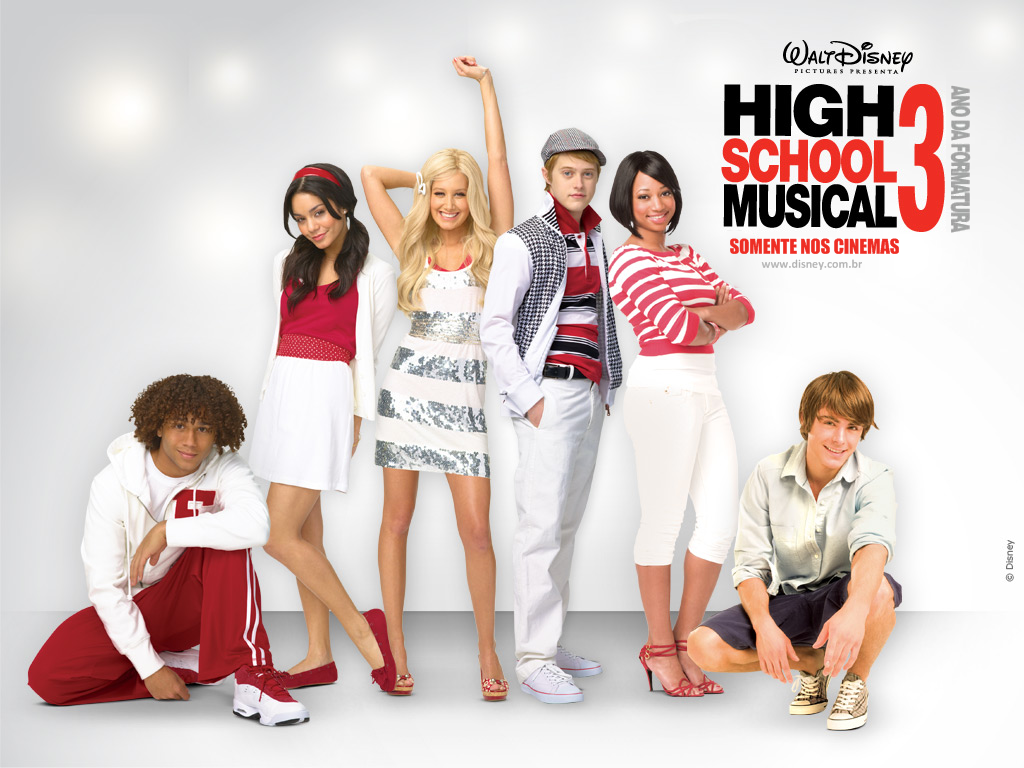 High School Cast High School Musical Cast 3