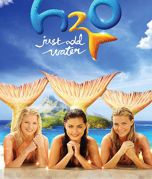 H2o all about celebrities for H2o just add water 3
